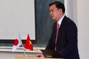 Phát triển mạng lưới trí thức, các nhà khoa học Việt Nam tại Nhật Bản