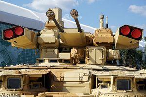 Hé lộ mục đích thật sự khi Nga chế tạo 'Kẻ hủy diệt' BMPT-72