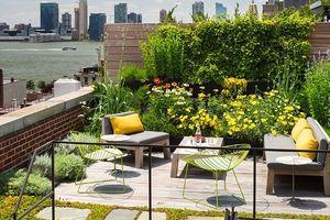 'Bỏ túi' tuyệt chiêu chăm sóc vườn trên mái luôn xanh tươi