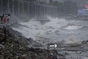 Ít nhất 3 người Philippines thiệt mạng vì siêu bão Mangkhut