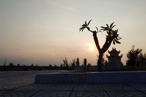 Quảng Bình hoàn thành đường vào mộ Mẹ Suốt