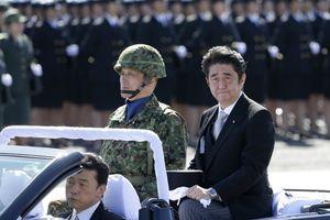 Thủ tướng Nhật Shinzo Abe quyết sửa đổi hiến pháp trong nhiệm kỳ 3