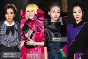 New York Fashion Week 2018: Nicki Minaj khoe 'vòng mt', Ngô Cn Ngôn thùy m  sc cùng lot sao Châu Á