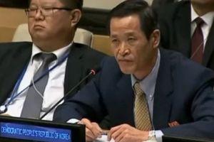 Triều Tiên bổ nhiệm tân Đại sứ tại Liên hợp quốc