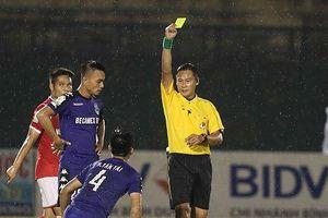 Thể thao 24h: Trọng tài Trần Văn Lập bị 'treo còi' vô thời hạn?
