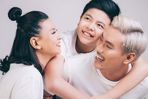 Kiều Minh Tuấn đã tặng cho mẹ con Cát Phượng cả một bầu trời yêu thương