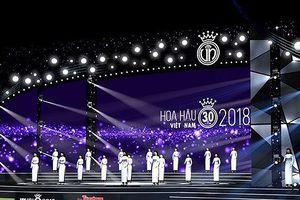 Bán nến làm từ thiện tại đêm chung kết 'Hoa hậu Việt Nam 2018'