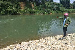 Một học sinh lớp 10 đuối nước thương tâm