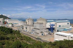 Nhà máy điện hạt nhân TQ nằm trên đường đi của bão Mangkhut