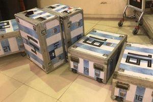 Đội tuyển Argentina bị buộc tội buôn hàng điện tử