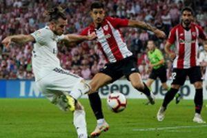 Hòa Bilbao 1-1, Real đứt mạch toàn thắng