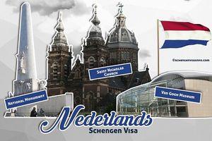 Thủ tục visa du học Hà Lan 2018