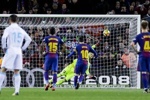 Messi lần đầu nói về nỗi sợ hãi đá phạt đền