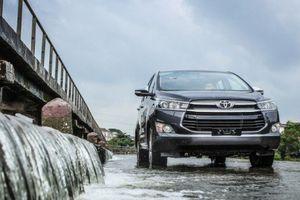 Lại 'gây bão' thị trường Việt trong tháng 8, Toyota Innova có gì nổi bật?