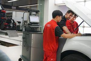 Chương trình 'Chăm sóc toàn diện Audi'