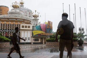 Trung Quốc ban bố cảnh báo đỏ đối với bão Mangkhut