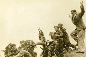 Loạt ảnh vui nhộn về các binh sĩ thời Thế chiến II