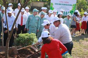 Nam Định: Toyota Việt Nam tiếp tục 'chung tay xanh hóa học đường'
