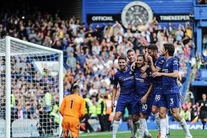 Chelsea hạ Cardiff 4-1, 'show' diễn của Hazard
