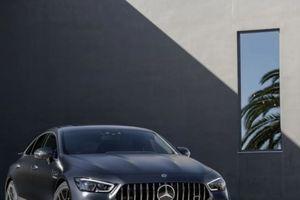 Mercedes-AMG GT 4-Door Coupe chính thức lên dây chuyền sản xuất ở Sindelfingen