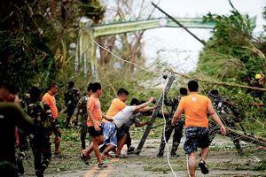 30 thợ mỏ Philippines thiệt mạng vì bão Mangkhut