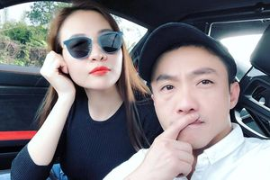 Cường Đô La chia sẻ khoảnh khắc bình yên bên Đàm Thu Trang