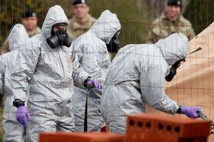 Nga bất ngờ lời Tổng thống Putin về nghi phạm vụ đầu độc Novichok