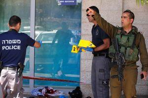 Người Palestine đâm thiệt mạng công dân Israel ở bờ Tây