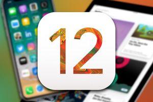 Hướng dẫn nâng cấp iOS 12 cho iPhone, iPad, iPod touch