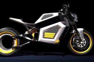 RMK E2 - môtô điện không trục bánh sau với vận tốc tối đa 160 km/h