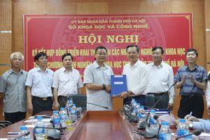 Đảm bảo đúng tiến độ các nhiệm vụ khoa học và công nghệ của Hà Nội