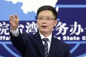 Trung Quốc yêu cầu Đài Loan ngừng hoạt động gián điệp