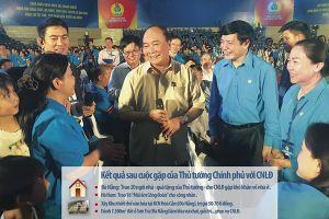 'Chữ tình' của Thủ tướng với công nhân