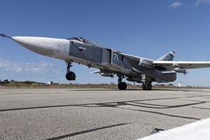 Bom phản lực Nga hủy diệt mục tiêu tại Vostok-2018
