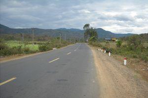 Triển khai dự án đường nối 2 tỉnh Phú Yên và Gia Lai
