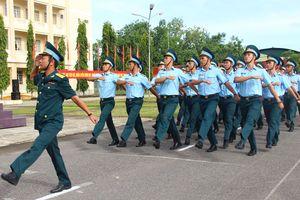 Trường Sĩ quan Không quân tổ chức Lễ khai giảng năm học 2018-2019