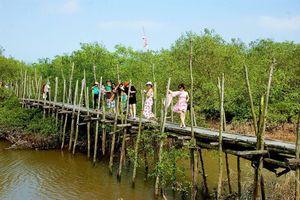 Khám phá Khu du lịch sinh thái Cồn Đen