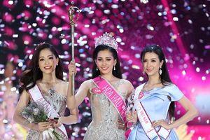 Nữ sinh HUTECH giành Á hậu 2 Hoa hậu Việt Nam 2018