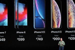 Giá bán trung bình iPhone tăng thêm 20%