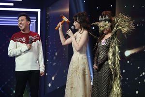 Trấn Thành 'phải lòng' nữ ca sĩ xinh đẹp, Hari Won 'nổi điên' trên sân khấu