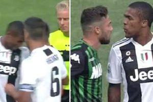 Không thể chấp nhận hành vi chơi bẩn của sao Juventus