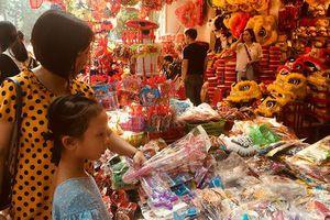 Giữ gìn truyền thống từ đồ chơi cho con trẻ