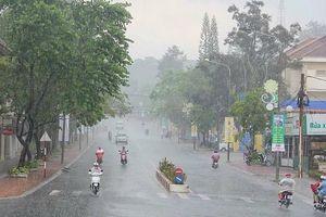 Thời tiết ngày 17/9: Ảnh hưởng bão số 6, miền Bắc mưa to