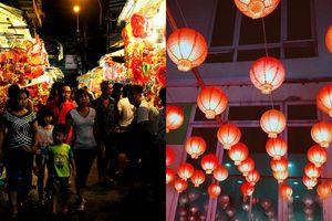 Lập kèo chụp ảnh Trung thu lung linh ở 2 con phố đèn lồng 'ảo tung chảo' tại Sài Gòn
