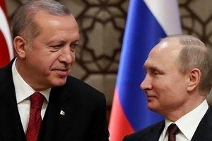 Tổng thống Nga-Thổ Nhĩ Kỳ sẽ thảo luận về Syria vào ngày 17/9
