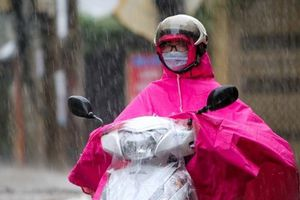 Bão số 6 suy yếu thành áp thấp nhiệt đới, nhiều tỉnh có mưa