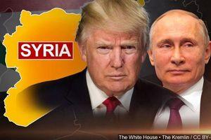 Mỹ có mục tiêu khác và sẽ để mặc Nga cùng 'chảo lửa' Idlib bùng cháy?