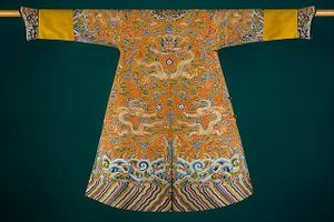 Những bí ẩn đằng sau long bào của Hoàng đế Trung Hoa
