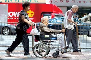 Hồng Công và bài toán chăm sóc người cao tuổi