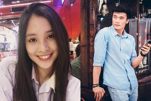 Hoa hậu Trần Tiểu Vy và cuộc hẹn hò bí mật của thủ môn Bùi Tiến Dũng